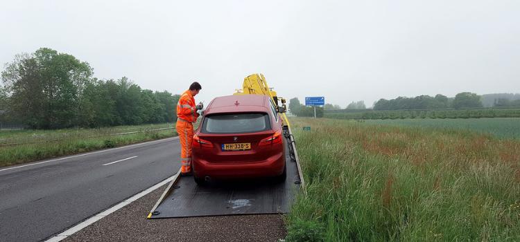 Auto kapot_ Een klein bedrag lenen zonder bkr